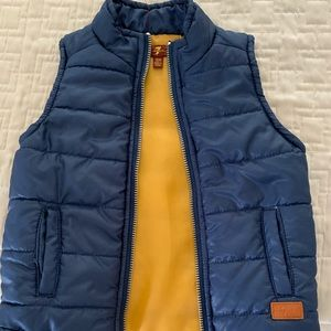 7 for all mankind brand vest